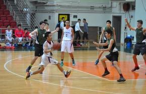 學界籃球隊決賽